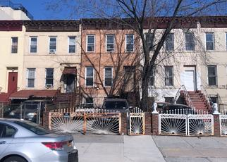 Pre Foreclosure in Brooklyn 11213 SAINT JOHNS PL - Property ID: 1334903740