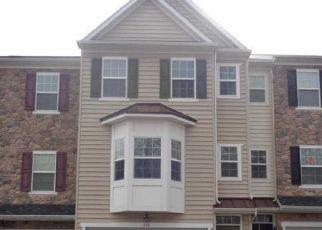 Pre Foreclosure in Newark 19702 JACOBSEN CIR - Property ID: 1335100384