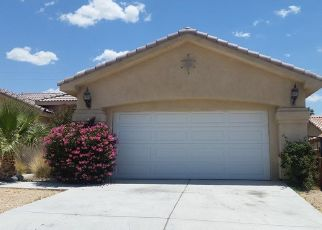 Pre Foreclosure in Desert Hot Springs 92240 INAJA ST - Property ID: 1335230911