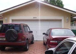 Pre Foreclosure in Miami 33179 NE 9TH PL - Property ID: 1335540552