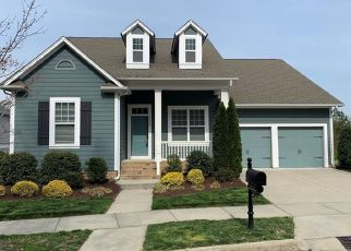 Pre Foreclosure in Davidson 28036 CYPRESS GARDEN DR - Property ID: 1335616313