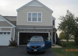 Pre Foreclosure in Carpentersville 60110 COBBLESTONE DR - Property ID: 1335916328