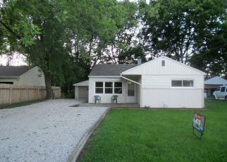 Pre Foreclosure in Crawfordsville 47933 WESTWOOD DR - Property ID: 1336350812
