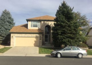 Pre Foreclosure in Littleton 80130 JACK PL - Property ID: 1336907462