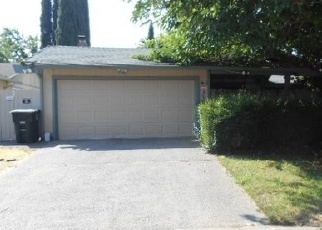 Pre Foreclosure in Rancho Cordova 95670 GINGERWOOD WAY - Property ID: 1337110693