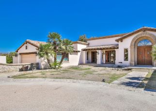 Pre Foreclosure in Rancho Mirage 92270 CLANCY LANE ESTS - Property ID: 1337159293