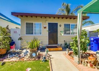 Pre Foreclosure in San Diego 92102 L ST - Property ID: 1337165876