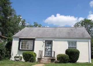 Pre Foreclosure in Pikesville 21208 SILVER CREEK RD - Property ID: 1337391420