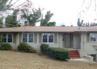 Pre Foreclosure in Anniston 36207 DRUID HILLS RD - Property ID: 1337576692