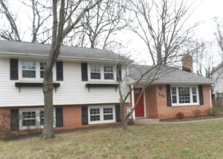 Pre Foreclosure in Centreville 20120 LILVA DR - Property ID: 1337889852