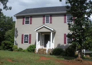 Pre Foreclosure in Moneta 24121 JEWEL TRL - Property ID: 1337906486