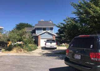 Pre Foreclosure in West Jordan 84088 S 3155 W - Property ID: 1338170137