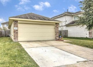 Pre Foreclosure in Humble 77338 REZANOF RD - Property ID: 1338227973