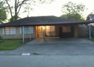 Pre Foreclosure in Pasadena 77503 ORREL DR - Property ID: 1338288397