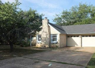 Pre Foreclosure in Cedar Park 78613 BLUE RIDGE DR - Property ID: 1338289267
