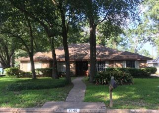 Pre Foreclosure in Houston 77088 BAYOU FOREST DR - Property ID: 1338379948
