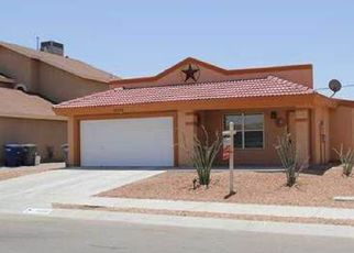Pre Foreclosure in El Paso 79938 HONEY POINT DR - Property ID: 1338425932