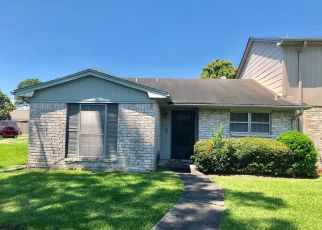 Pre Foreclosure in Houston 77072 CLAREWOOD DR - Property ID: 1338493367