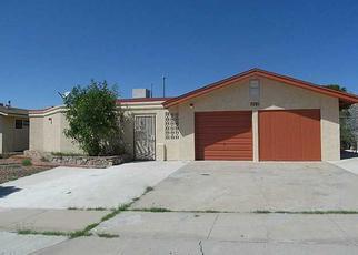 Pre Foreclosure in El Paso 79912 CERRO NEGRO DR - Property ID: 1338527983