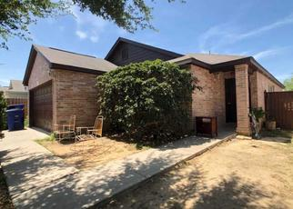 Pre Foreclosure in Laredo 78046 MINA VERDE RD - Property ID: 1338641402