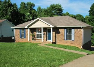 Pre Foreclosure in Clarksville 37042 LENNOX RD - Property ID: 1338741254
