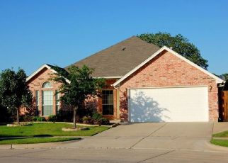Pre Foreclosure in North Richland Hills 76182 CHANDLER CT - Property ID: 1338790307