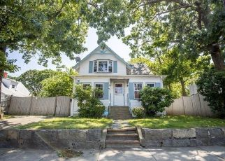 Pre Foreclosure in Quincy 02169 SEA ST - Property ID: 1338814849