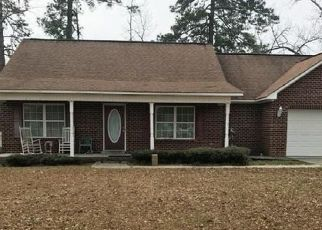 Pre Foreclosure in Claxton 30417 PARK AVE - Property ID: 1339033840