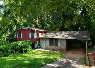 Pre Foreclosure in Decatur 30035 PINE GLEN CIR - Property ID: 1339129752