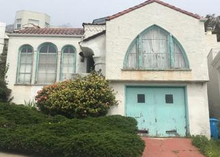 Pre Foreclosure in San Francisco 94127 HAZELWOOD AVE - Property ID: 1339235744