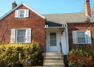 Pre Foreclosure in District Heights 20747 RAMBLEWOOD DR - Property ID: 1339423629