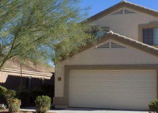 Pre Foreclosure in Florence 85132 E ESCAPE AVE - Property ID: 1339453854