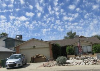 Pre Foreclosure in Tucson 85742 N RED FOX LN - Property ID: 1339476624