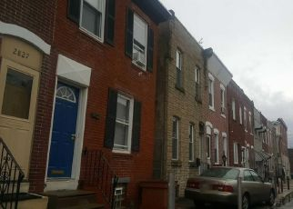 Pre Foreclosure in Philadelphia 19134 CHATHAM ST - Property ID: 1339508145