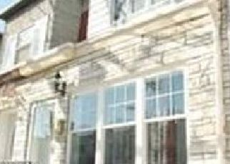 Pre Foreclosure in Philadelphia 19145 S 18TH ST - Property ID: 1339586557