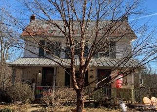 Pre Foreclosure in Smithsburg 21783 BROWN RD - Property ID: 1339742472