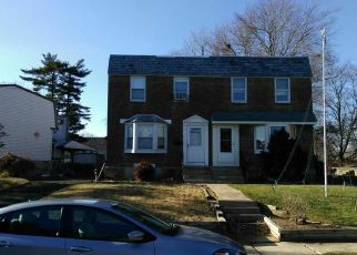 Pre Foreclosure in Hatboro 19040 EVERGREEN AVE - Property ID: 1339812102
