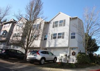 Pre Foreclosure in Beaverton 97008 SW COUGAR LN - Property ID: 1339947893