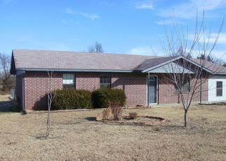 Pre Foreclosure in Stigler 74462 DAVID WALKER LN - Property ID: 1340023201