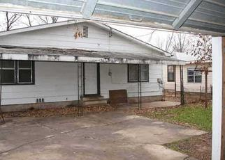 Pre Foreclosure in Ardmore 73401 B ST SE - Property ID: 1340034153