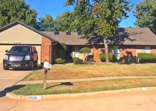 Pre Foreclosure in Norman 73072 CEDARBROOK CT - Property ID: 1340215485