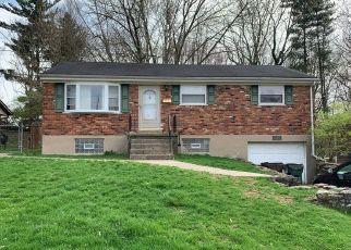 Pre Foreclosure in Cincinnati 45251 EDDYSTONE DR - Property ID: 1340319276