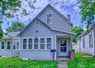 Pre Foreclosure in Warsaw 46580 W CENTER ST - Property ID: 1340382798