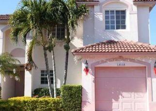 Pre Foreclosure in Miami 33196 SW 149TH CT - Property ID: 1341064721