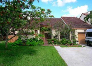 Pre Foreclosure in Miami 33196 SW 89TH TERRACE RD - Property ID: 1341291138