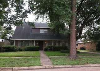Pre Foreclosure in Houston 77089 KIRKHOLLOW DR - Property ID: 1341682253