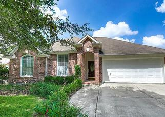 Pre Foreclosure in Humble 77346 LANDING BROOK DR - Property ID: 1341692324