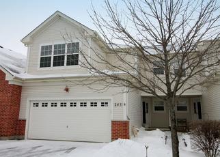 Pre Foreclosure in Oswego 60543 DORSET AVE - Property ID: 1341981840