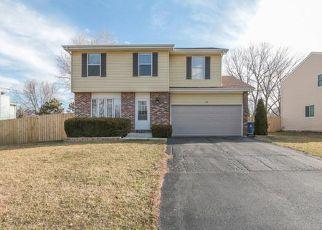 Pre Foreclosure in Oswego 60543 KRISTINE ST - Property ID: 1341986655
