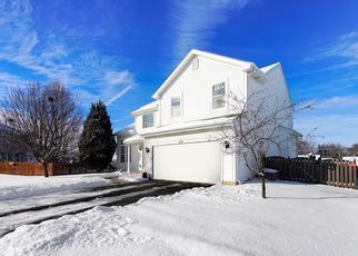 Pre Foreclosure in Oswego 60543 MATENA DR - Property ID: 1341993210